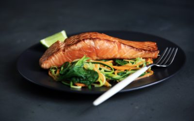Benefits of a Pescatarian Diet