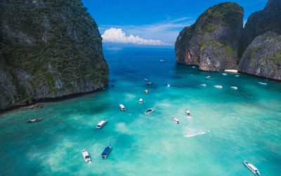 Three of the Best Sailing Destinations in the World