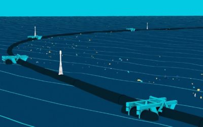 Deployment of The Ocean Cleanup's Clean Buoy