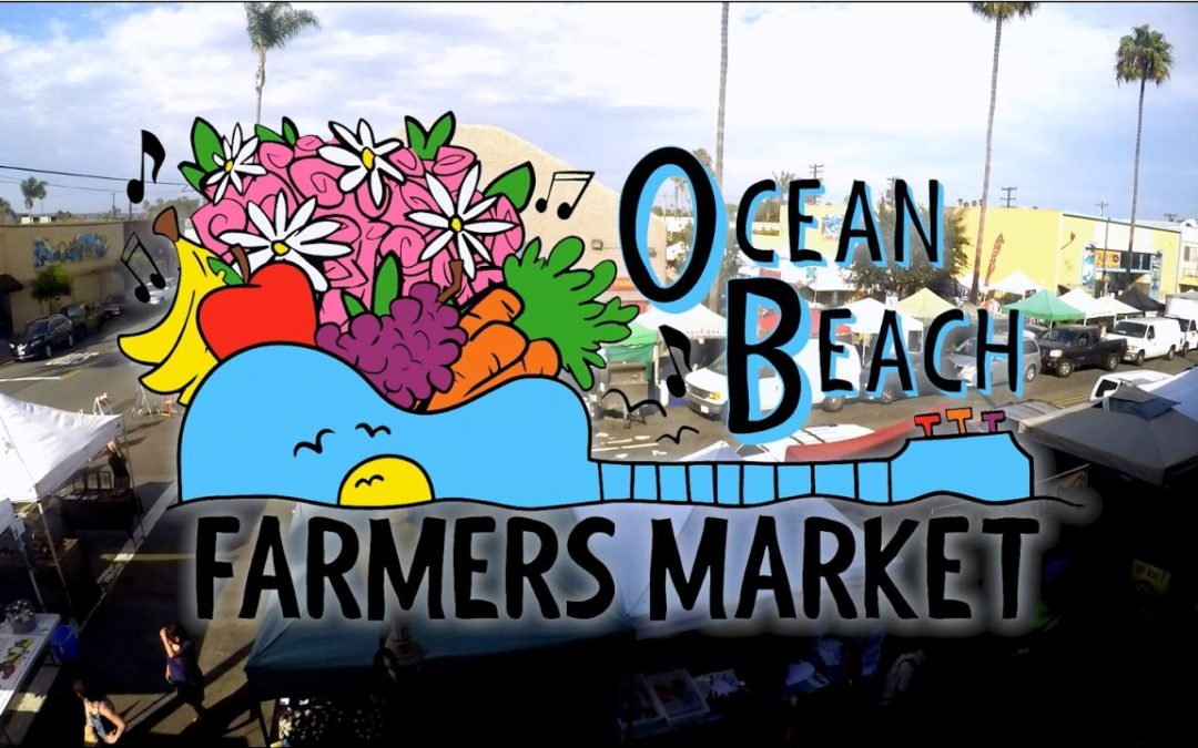 Seas Lyfe @ The Ocean Beach Farmers Market Wednesday